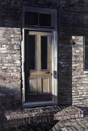 CAG Gallery_Steve Jacobs_The Door.jpg