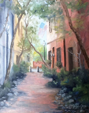 CAG Gallery_Jeanine Jones_Philadelphia Alley.jpg
