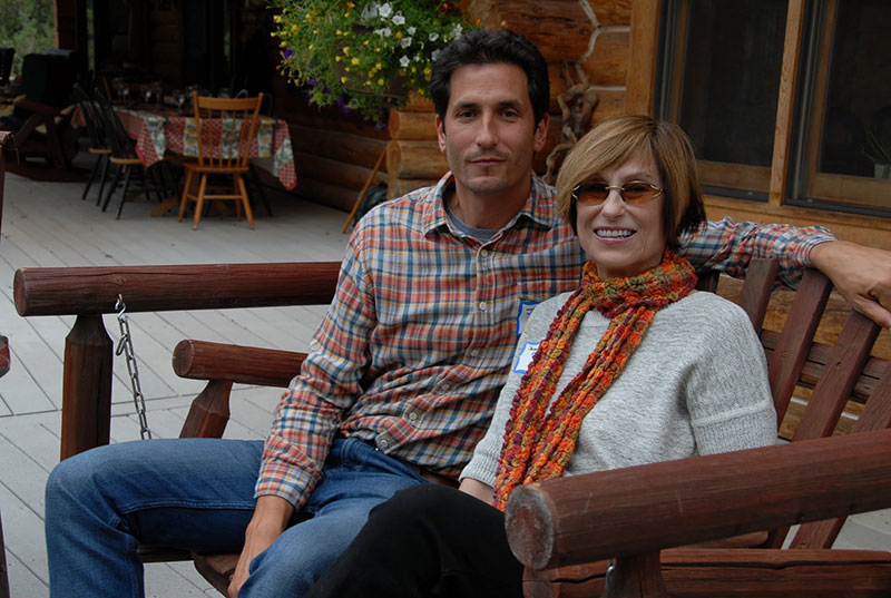Jean Snyder, Norman Maclean's Daughter with Jacob Snyder, Maclean's Grandson
