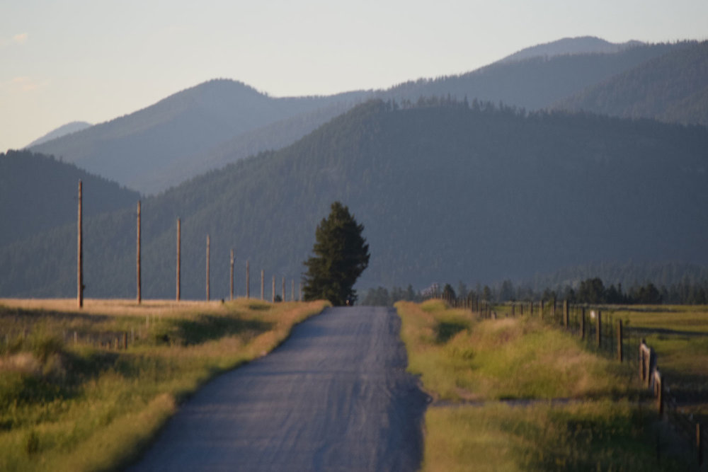 Geology of the Blackfoot Valley