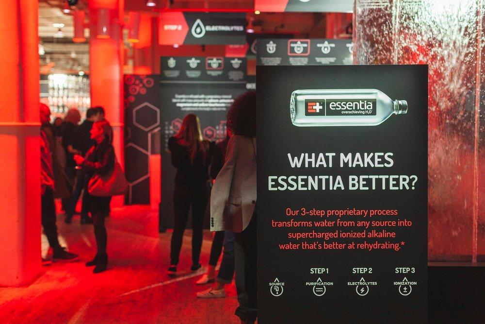 Essentia / Environmental + Experiential