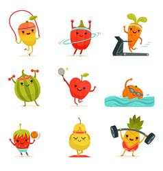 fruit exercises