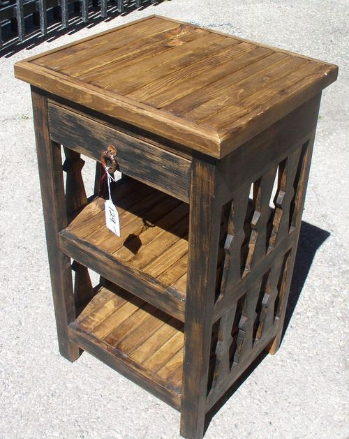 Telephone End Table