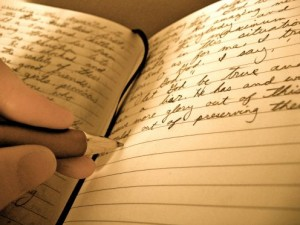 journal-writing