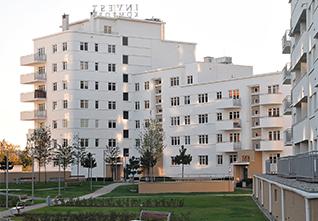 KOMANDORSKIE WZGÓRZE HOUSING IN GDYNIA