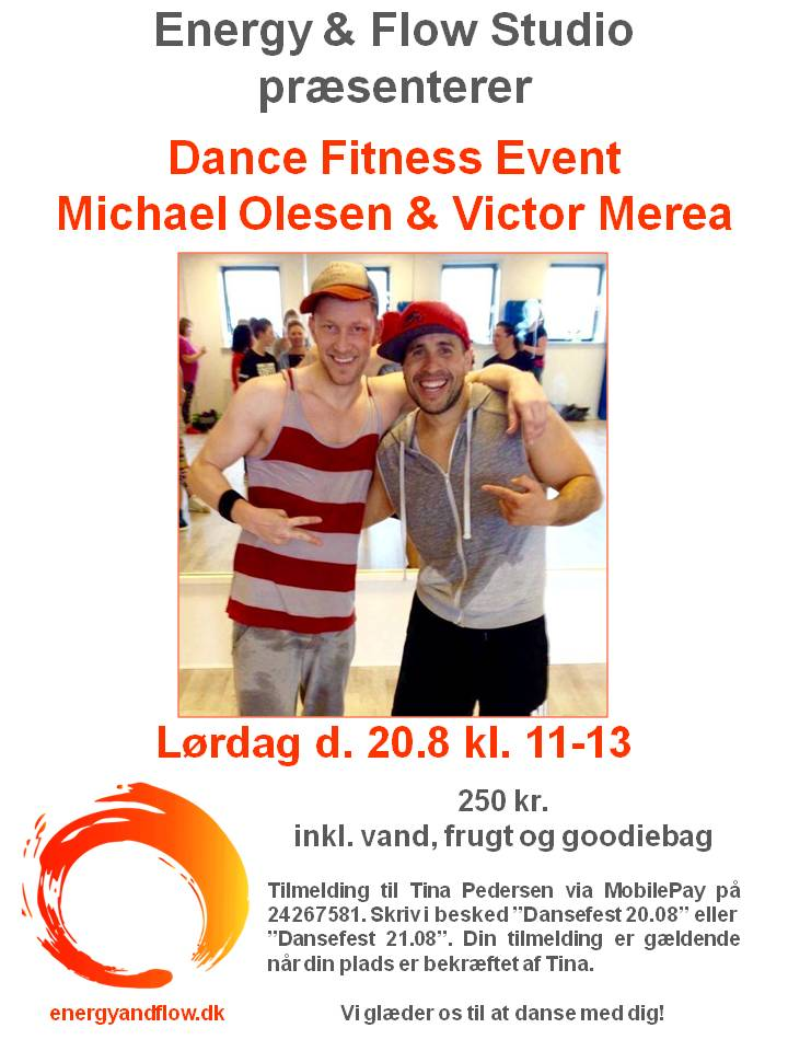 event odense sommer 2016 dance fitness zumba