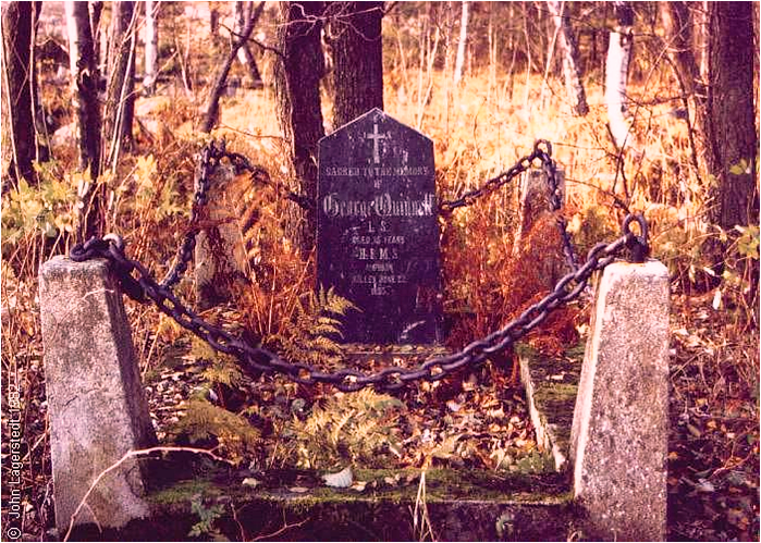 George Quinnell's grave.png