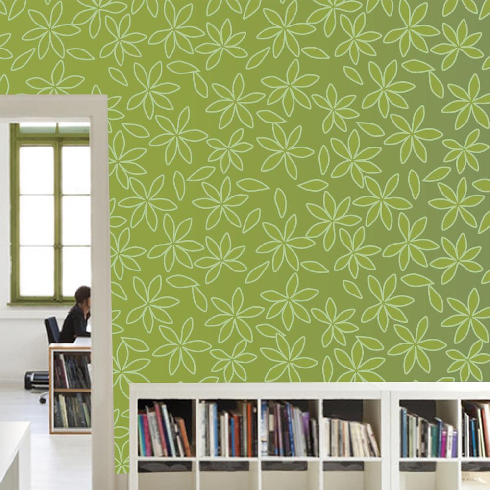 3-green leaf wall www 12-30-40.jpg