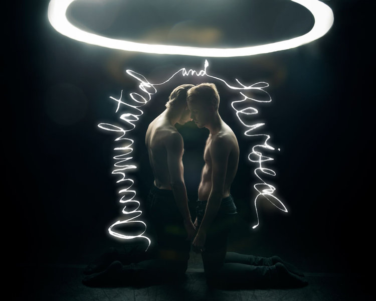 Photo by Nir Arieli Logo by Jacob Cooper