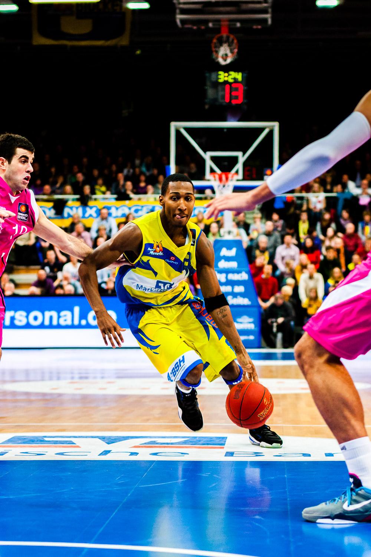 BBL 2012/2013 - Phoenix Hagen vs. Telekom Baskets Bonn
