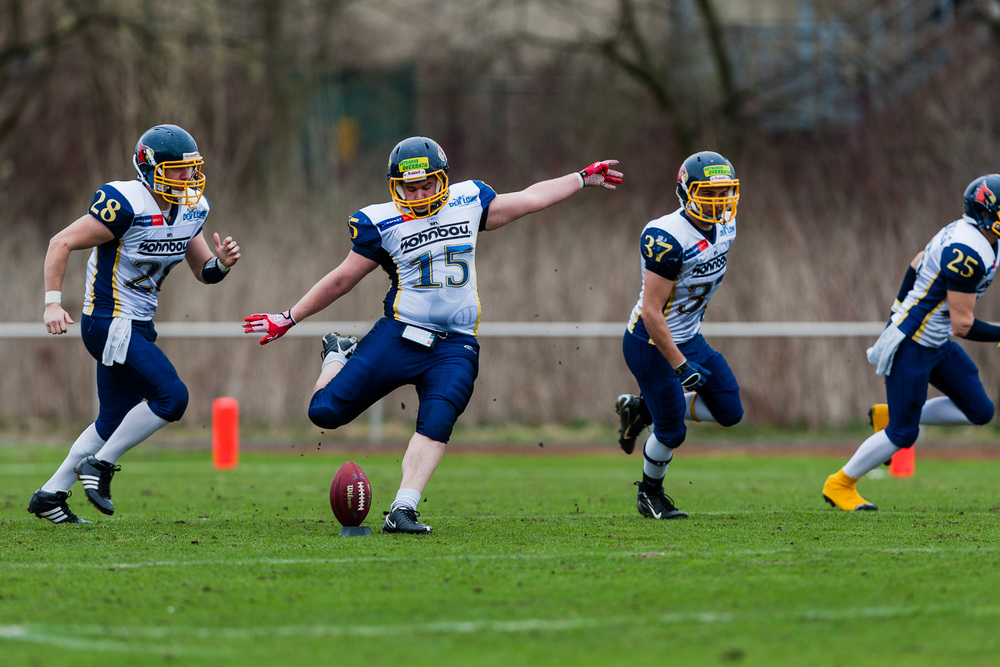 Reginalliga NRW 2013 - Dortmund Giants vs. Assindia Cardinals