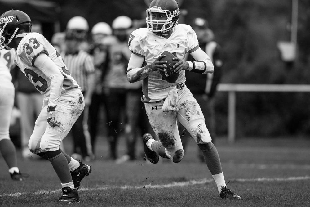 GFLJ 2013 - Dortmund Giants U19 vs. Mönchengladbach Wolfpack U1