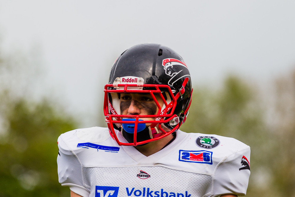 GFLJ 2015 - Dortmund Giants U19 vs. Düsseldorf Panther U19