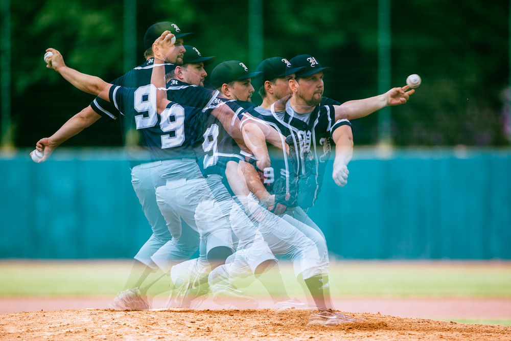 Baseball - Verbandsliga NRW - Holzwickede Joboxers - Neunkirchen