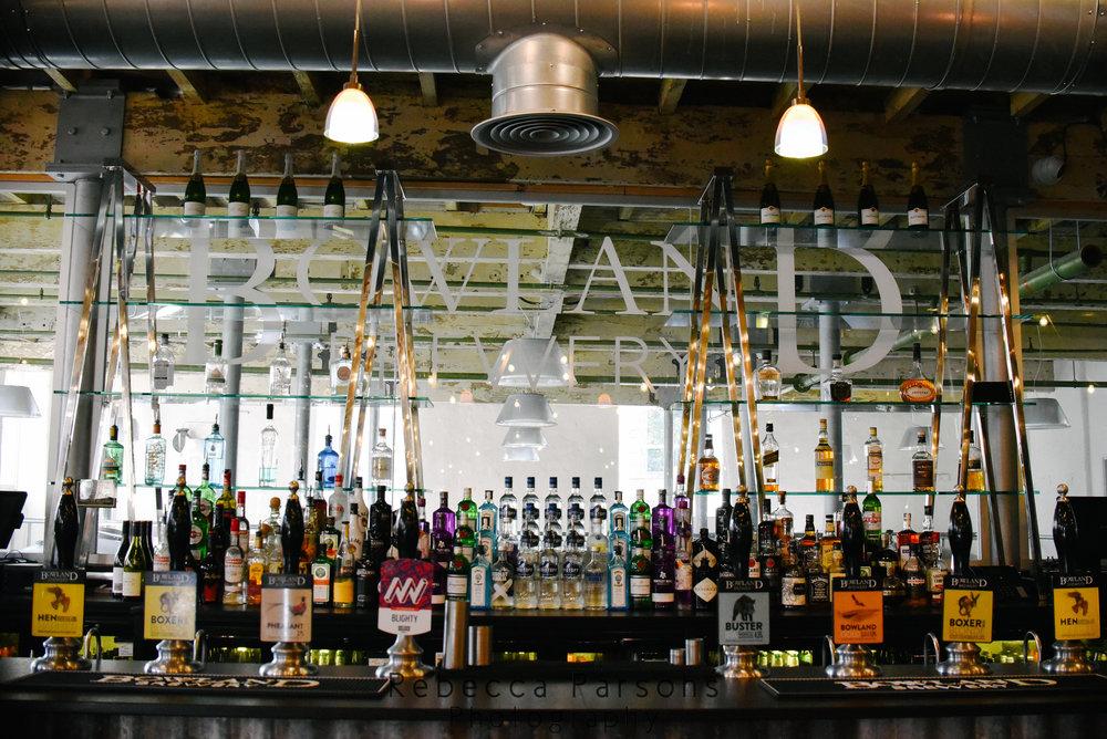 bowland brewery bar