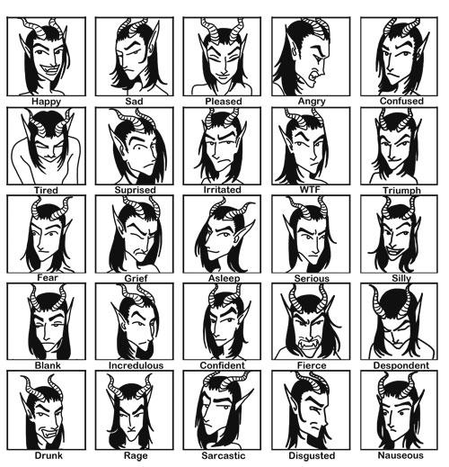Shapeshifter Character Design : Character study shapeshifter — inksplot studios