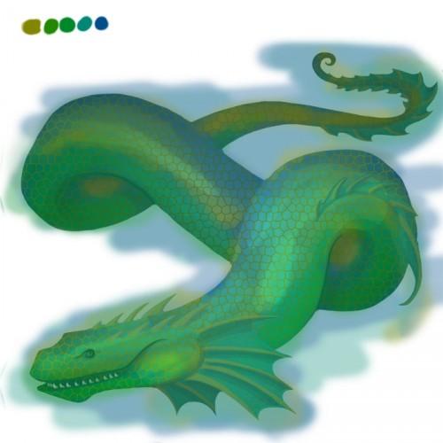 Water-Snake