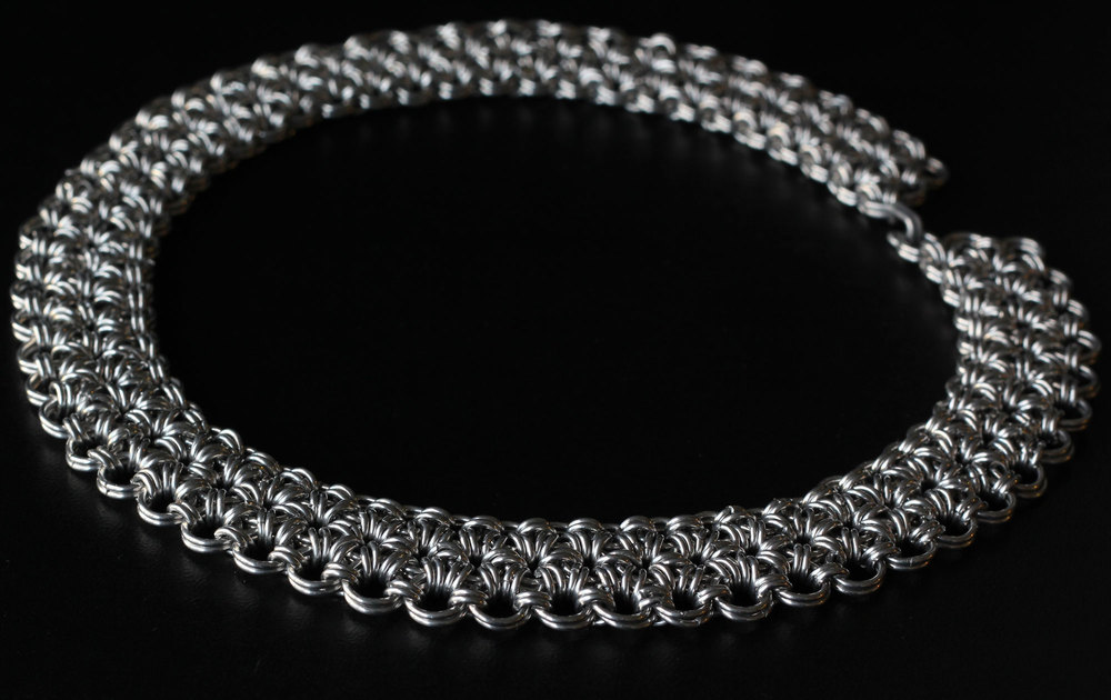 Musical Theater Collar: Aluminum