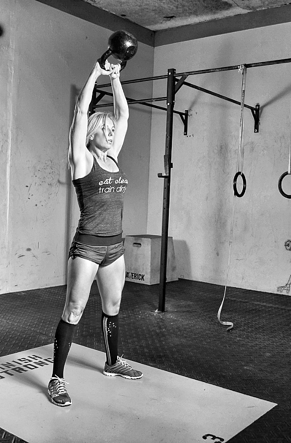 Lisa Reddish - CrossFit Level 1 Trainer, Spartan Group X Trainer, ISSA Certified. Numerous Spartan and off-road adventure races.