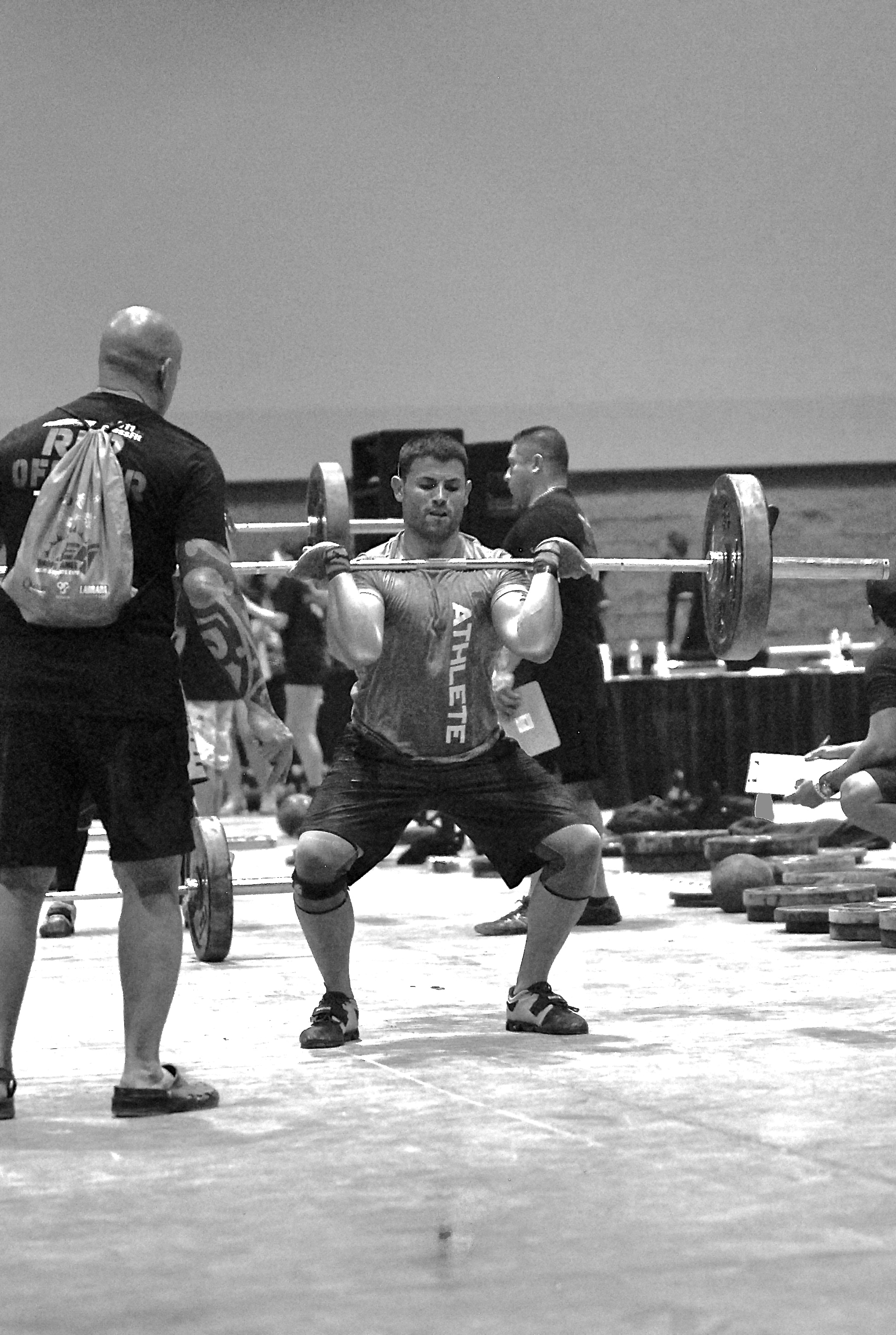 Victor Rodriguez- CrossFit Level 1 Trainer, CrossFit Olympic Trainer. OPT Athlete. Numerous competitions.
