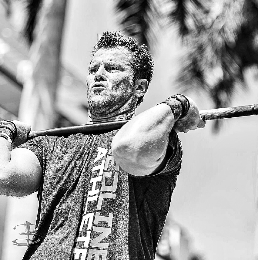 Mark Carroll- CrossFit Level 1 Trainer, Philly Fanatic