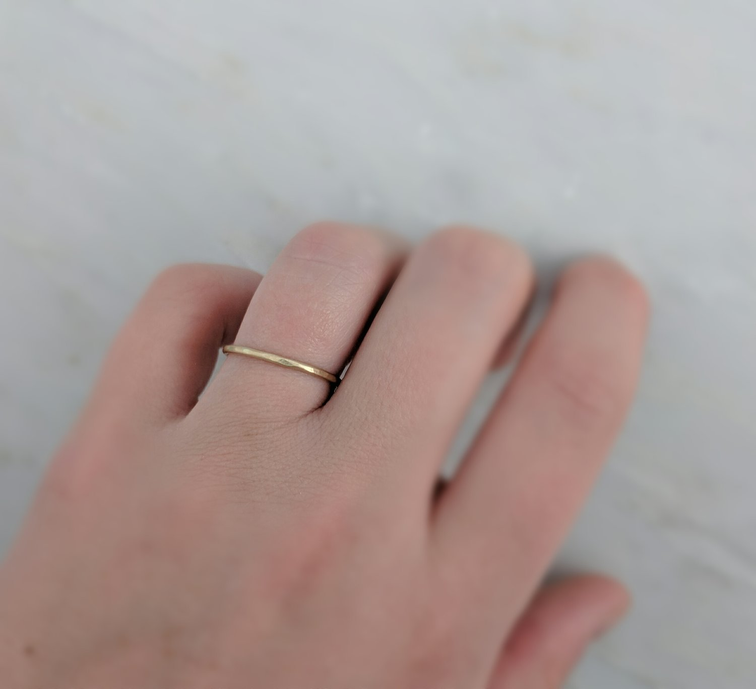 limani thin ring rings tictail gold