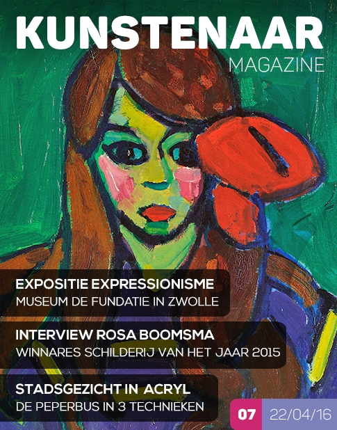 Kunstenaar Magazine - 07/2016