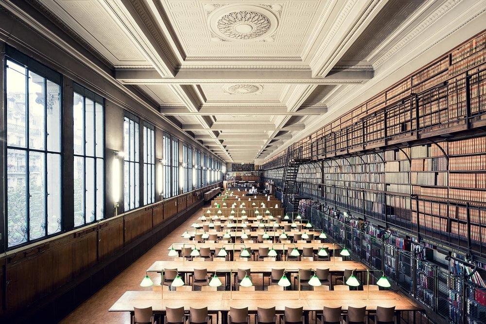 Bibliothèque de Médecine, Paris