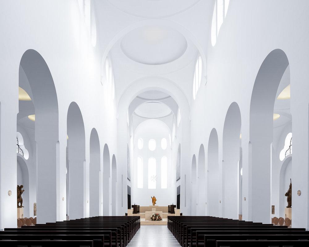 Saint Moritz, Augsburg, Germany (John Pawson, 2013)