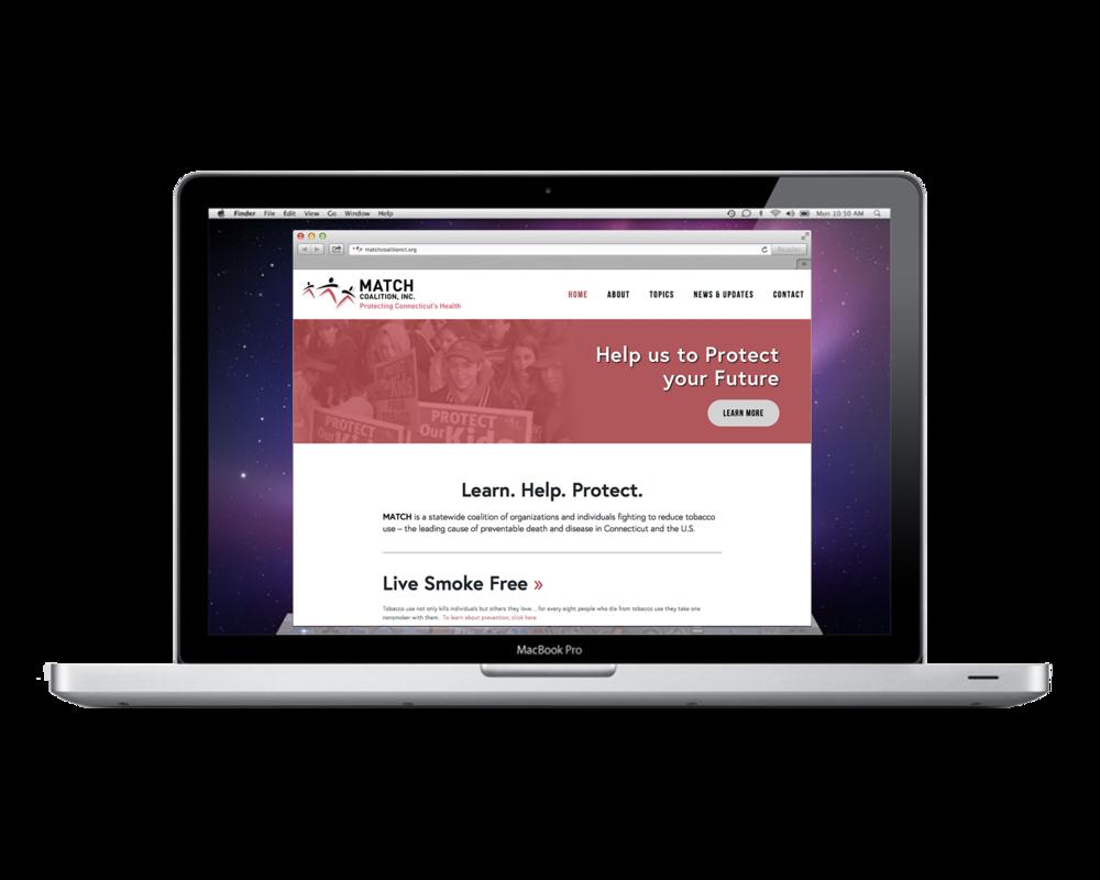 MATCH Coalition, Inc. Website