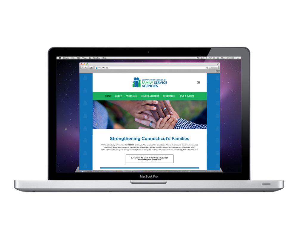 Connecticut Council of Family Service Agencies Website