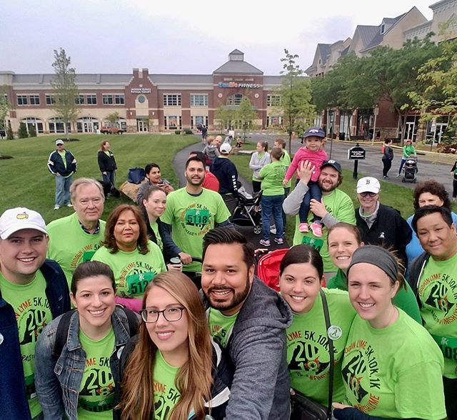 "Hello, friends! On Sunday, May 19th I'll be participating in the 9th annual #FinishLyme Run to raise money to find a cure for Lyme disease; a disease that has affected me since 2015. . I'm looking for people to join my team, Roni's Ramblers! If you cannot attend please consider making a donation to help us reach our goal. The money I'm raising will benefit @natcaplyme - a 100% volunteer run nonprofit. In January 2018 I decided to turn my pain into purpose and joined their board of directors. It's been amazing to see first hand all the incredible work this organization does. Some of our recent work includes: . Introduced a children's book about Lyme prevention that I helped write and edit. This is available to the public as well as schools, camps and libraries free of charge. . Sponsored @lymeeducationtour that visited 15 locations in eight states to teach awareness and prevention. More than 1,500 kids were educated and we have funded this tour again this summer. . 50 physicians from around the country were awarded grants from NatCapLyme for a training course at the ILADS conference. These physicians returned to their communities better prepared to treat their patients. . Educated government agencies including HHS, FAA, DoEd, NSA as well as local government including the Fairfax County Health Department. . Acted as a ""watchdog group"" over the HHS Tick-Borne Disease Working Group in an effort to try to ensure that the proceedings were fair and transparent. . Click the link in my bio to join my team and/or donate to this cause. Thank you for your support! . PS: After two years and eight months of treating Lyme, Babesia, Bartonella, and Mycoplasma my doctor has finally moved me to the ""maintenance"" phase of their treatment protocol starting today! It's a big deal because it means they feel I'm stable enough to start dialing things back a bit. I'll still be treating but with longer periods of time off all antibiotics/herbals. The goal is that my immune system can keep the bacterial load in check. I'm cautiously optimistic and laser focused on continuing with my doctor's orders. It's great news and a big vote of confidence from my doctor. Happy, happy!"
