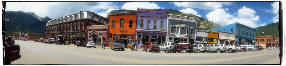Walking in downtown Silverton is like stepping back in time to the Old West.