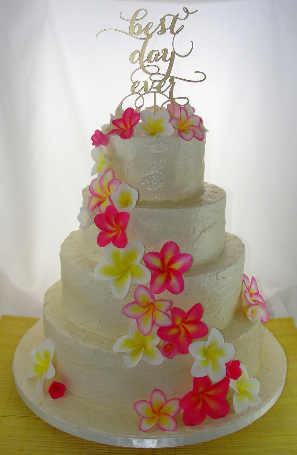 LBC 1408 - Plumeria Wedding Cake.jpg