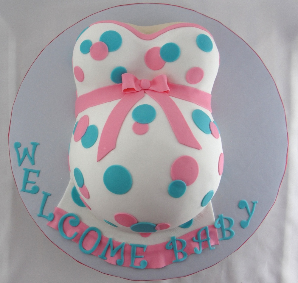 LBC 1317 - Belly Baby Shower Cake.jpg