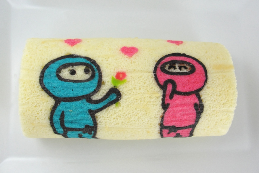 LBC 13I - Ninja Love Deco Roll.jpg