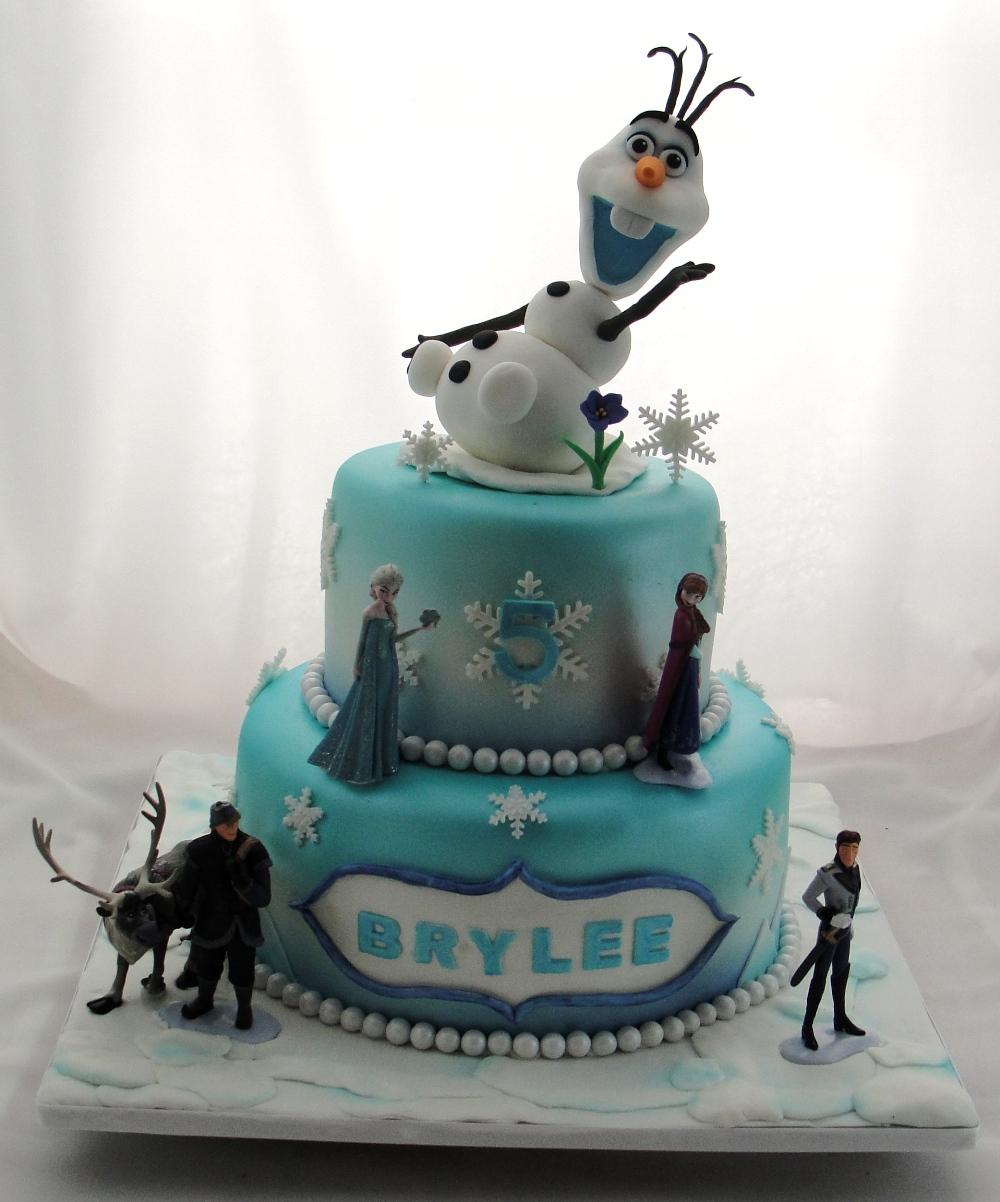 LBC 1420 - Disney's Frozen Cake 1.jpg