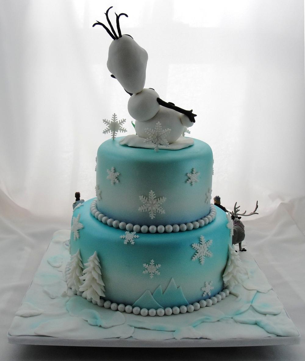 LBC 1420 - Disney's Frozen Cake 3.jpg