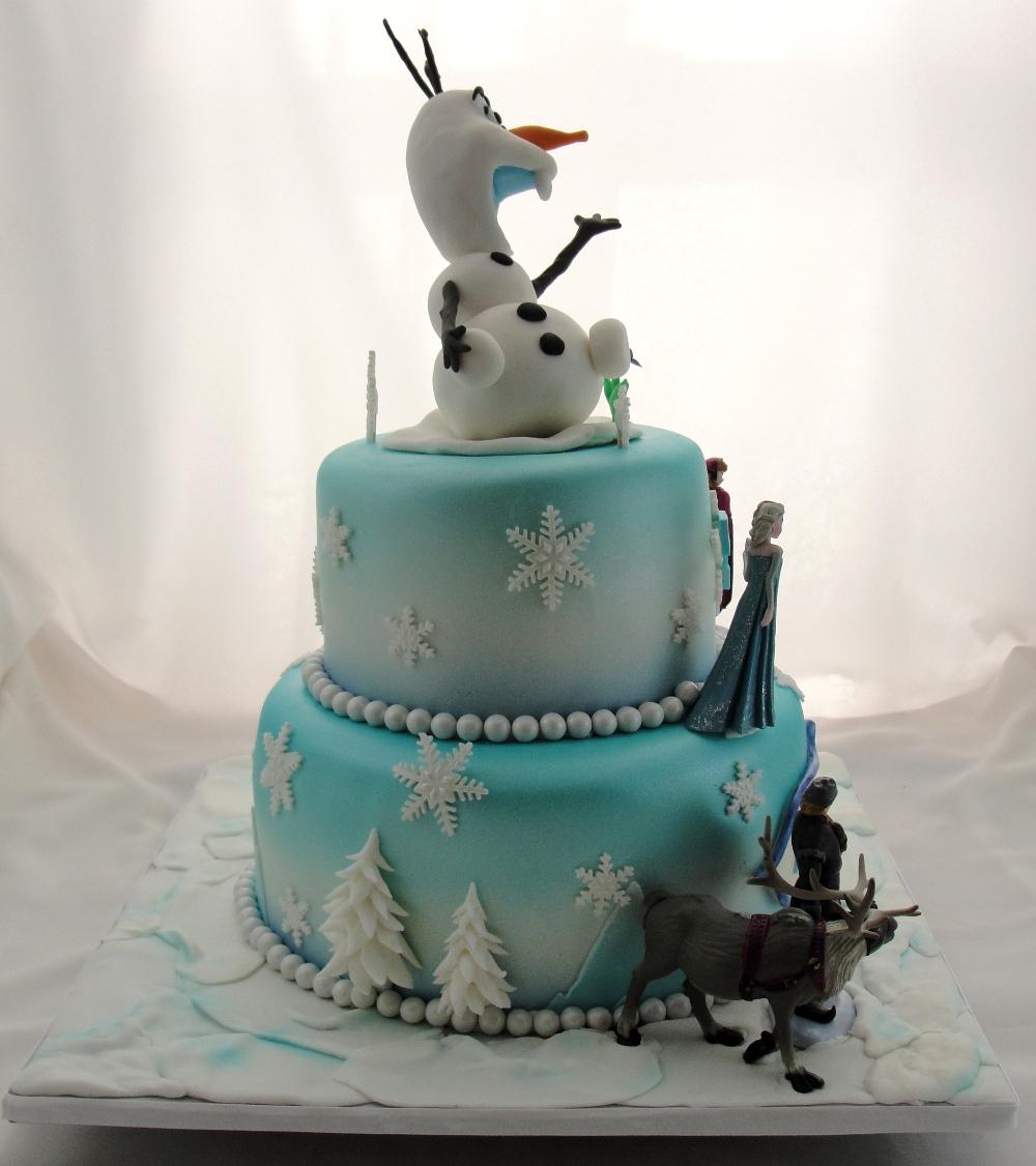 LBC 1420 - Disney's Frozen Cake 4.jpg