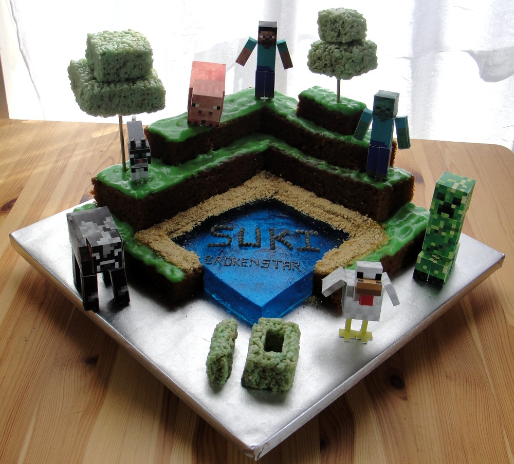 LBC 14O - Minecraft Cake.jpg