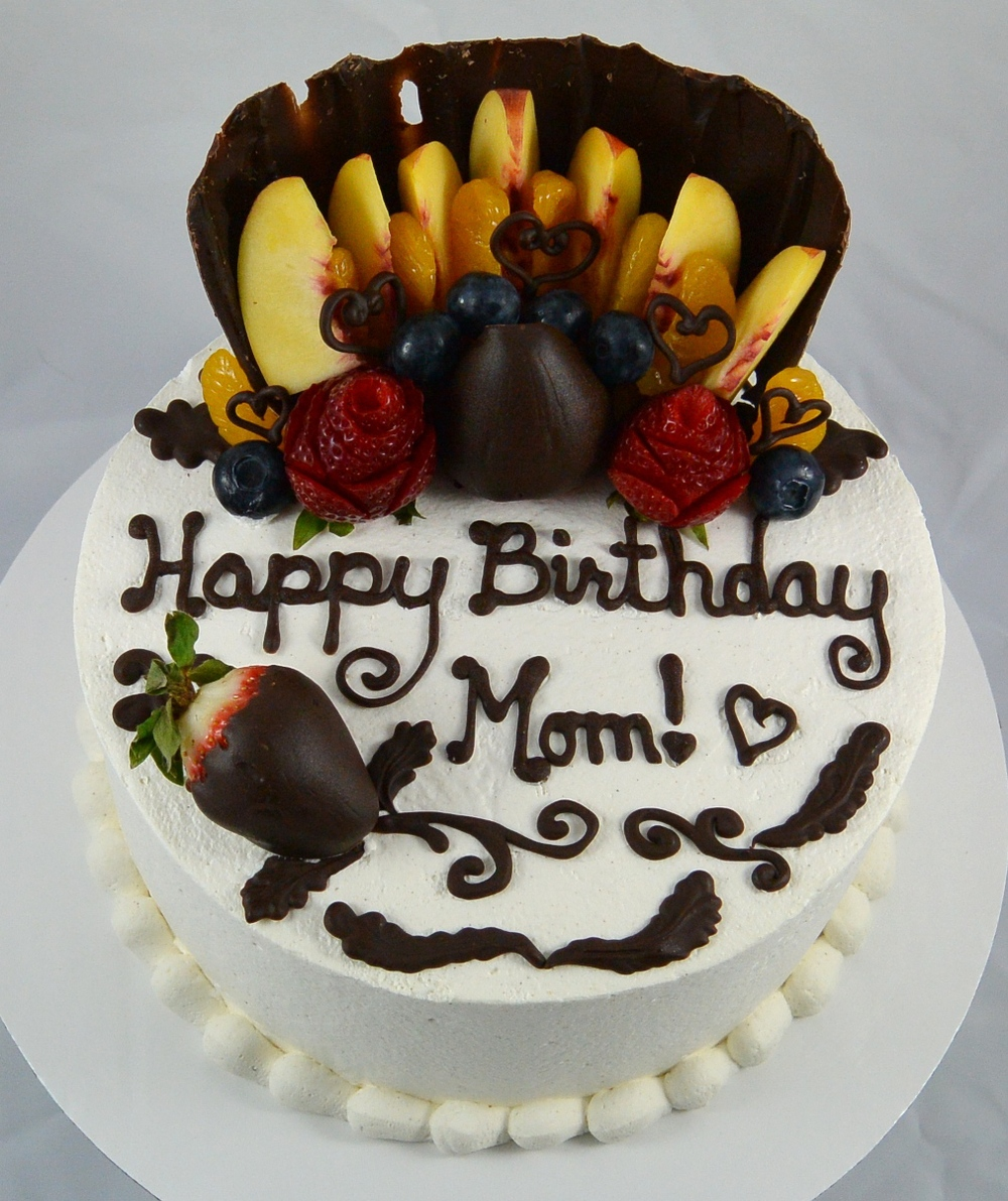 LBC 14S - Chocolate Birthday Fruit Cake.jpg