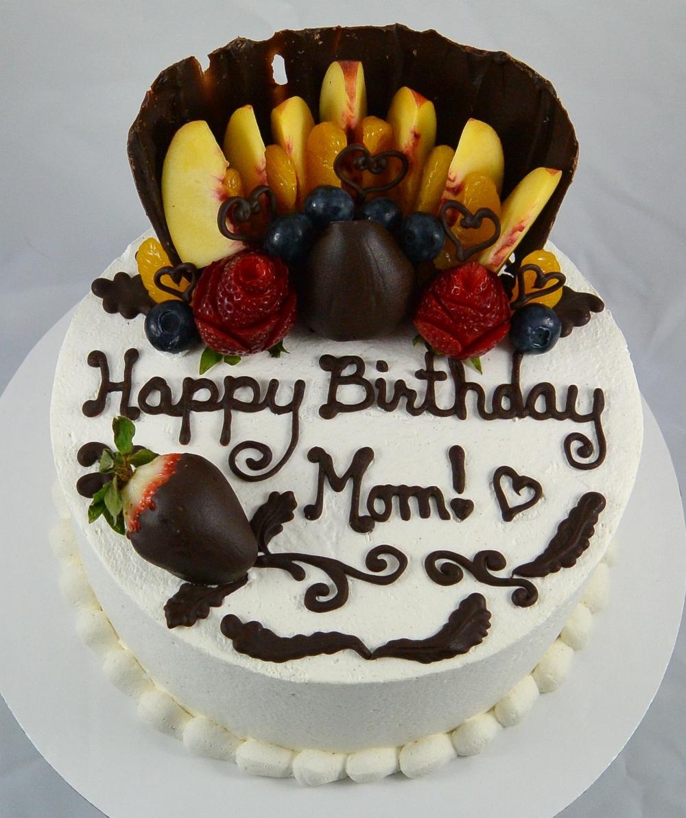 LBC 14S - Chocolate Birthday Fruit Cake.jpg
