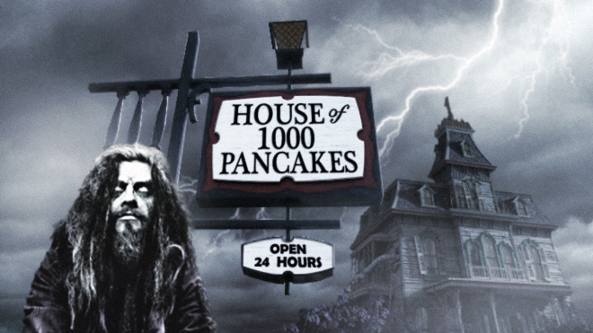 Thing X/Adult Swim: Rob Zombie's House of 1000 Pancakes