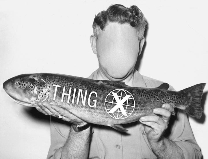 Thing X/Adult Swim: Thing X ID