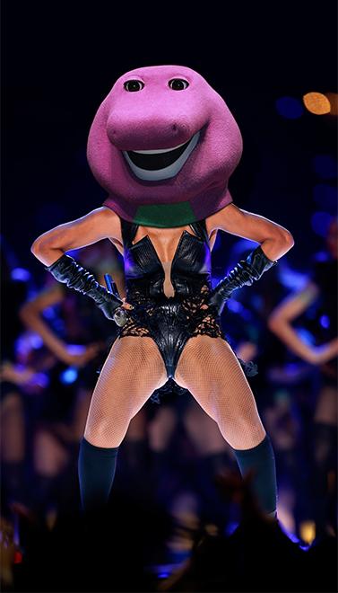Thing X/Adult Swim: Beyoncé Meme
