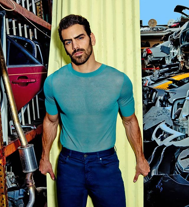 Loved getting to know this beautiful man and sweet soul @nyledimarco as we shot the cover of @manofmetropolis photo by @stephenbusken styled by @mrmontyjackson grooming @groomedbymichelleharvey @statuspr