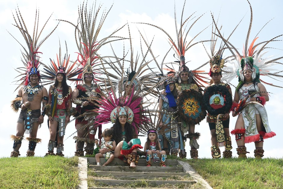 August, 2017 Native American Day - Omeyocan Dance Group. photos courtesy of wenzel kust