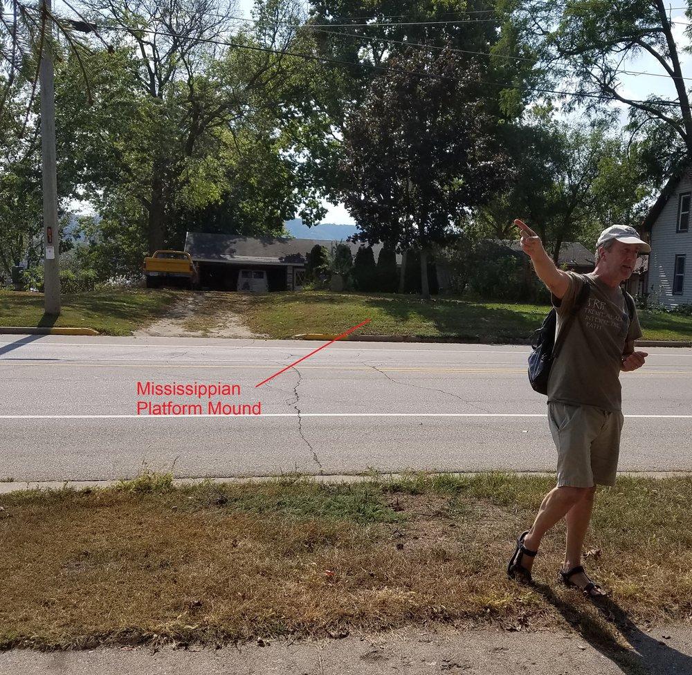 Ernie Boszhardt Talks About Mississippian Villages
