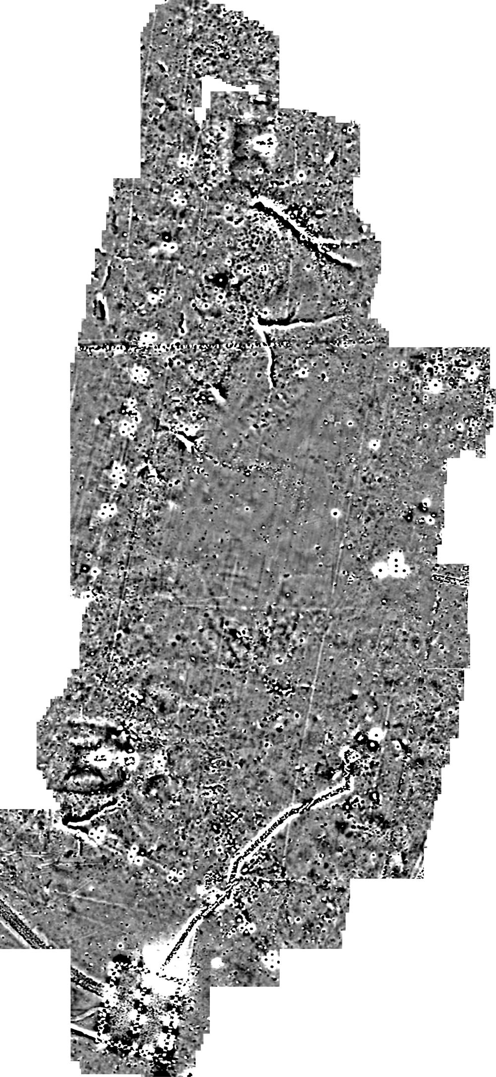 Figure 15. Moderate contrast (5/-5nT).