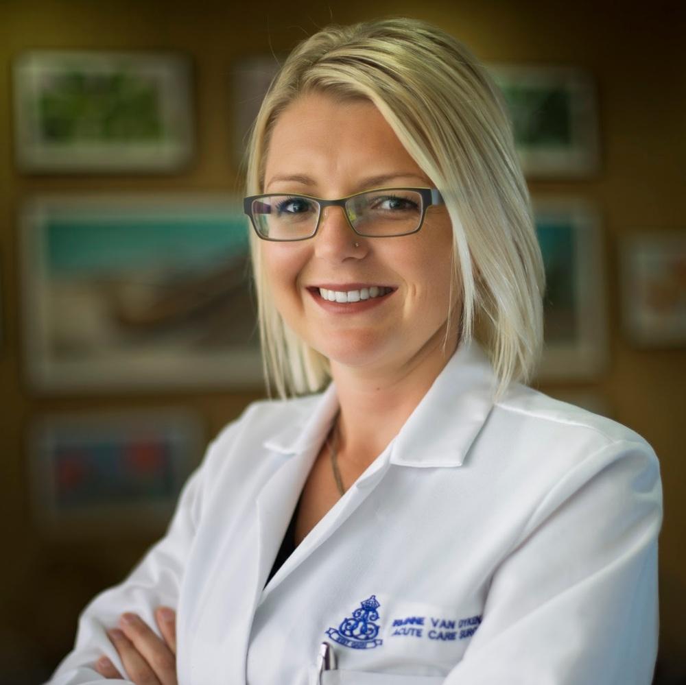 Irminne Van Dyken, MD -   Surgeon, The Queens Medical Center